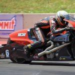 Motorradrennen sind Teil der Geschichte von Harley Davidson